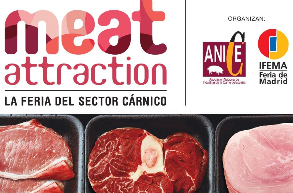 MEAT ATTRACTION , la feria del sector cárnico