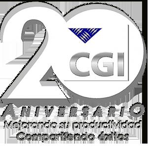 CGI 20 Aniversario. Haciendo historia con nuestros clientes. Mejorando su productividad, compartiendo éxitos.