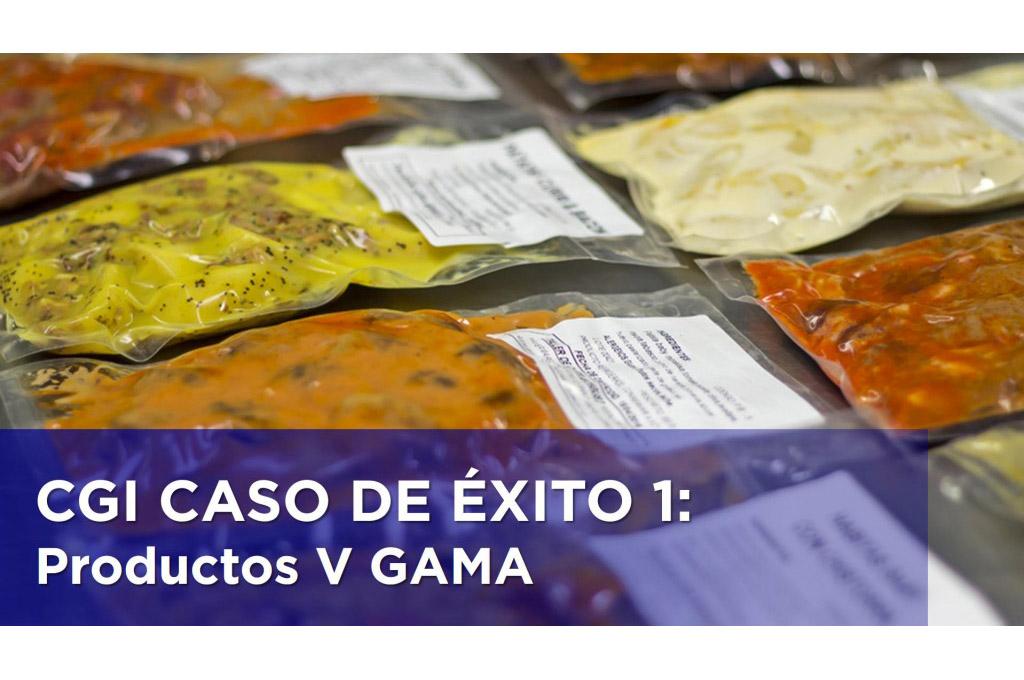 CGI. CASO DE ÉXITO 1