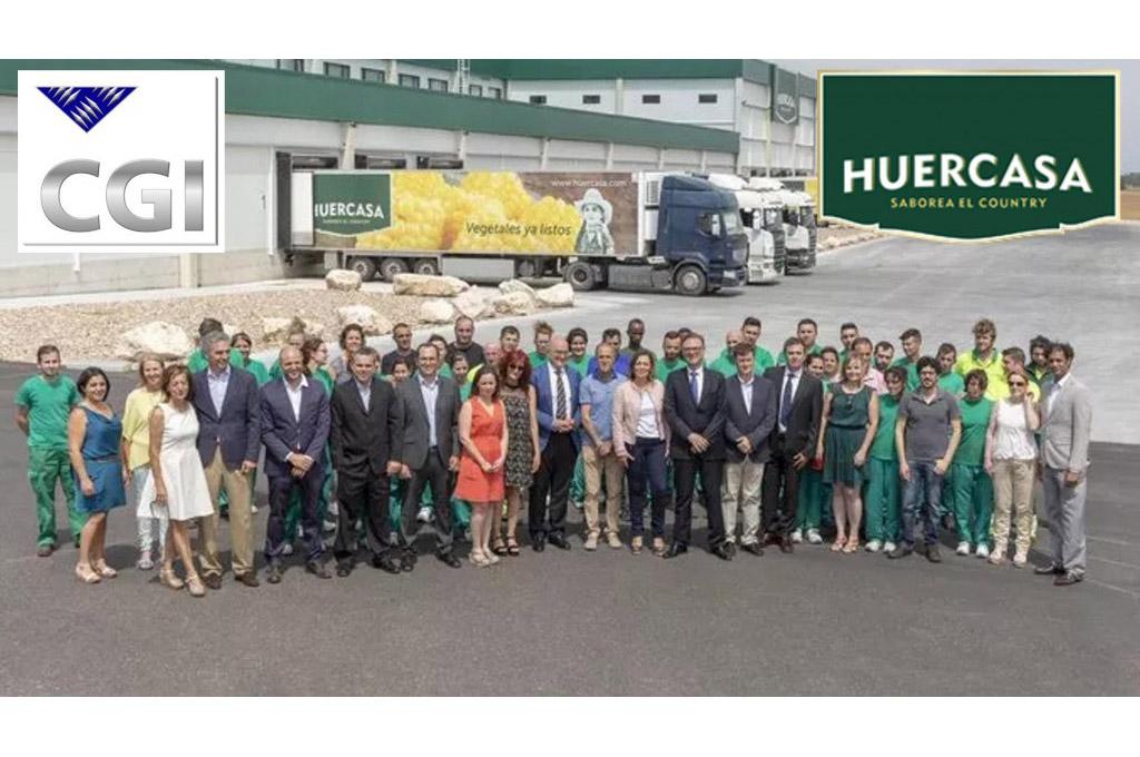 CGI colabora con HUERCASA en su nuevo Centro Logístico
