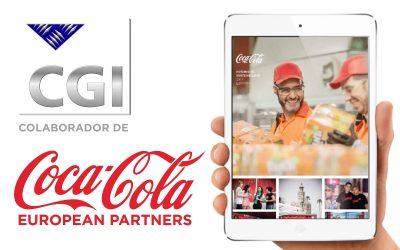CGI colaborador de Coca-Cola European Partners