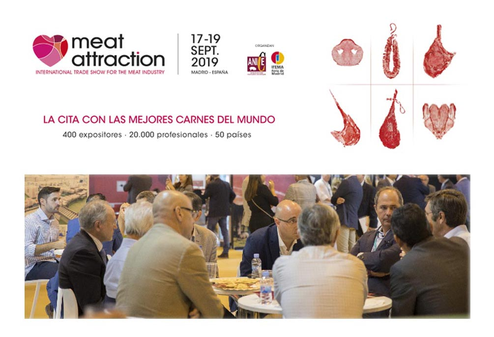 Meat Attraction, La feria internacional del sector cárnico