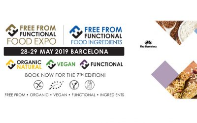 ¡Free From Functional Food vuelve a Barcelona!