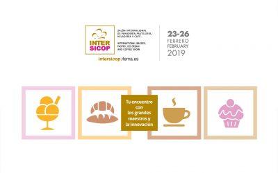 INTERSICOP Salón Internacional de Panadería, Pastelería, Heladería y Café