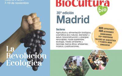 Bio Cultura. Feria de Productos Ecológicos y Consumo Responsable
