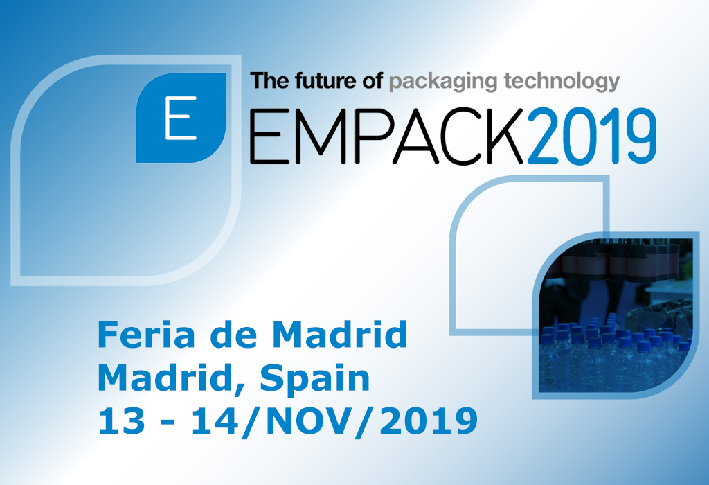 Empack 2019, The Future of Packaging Technology