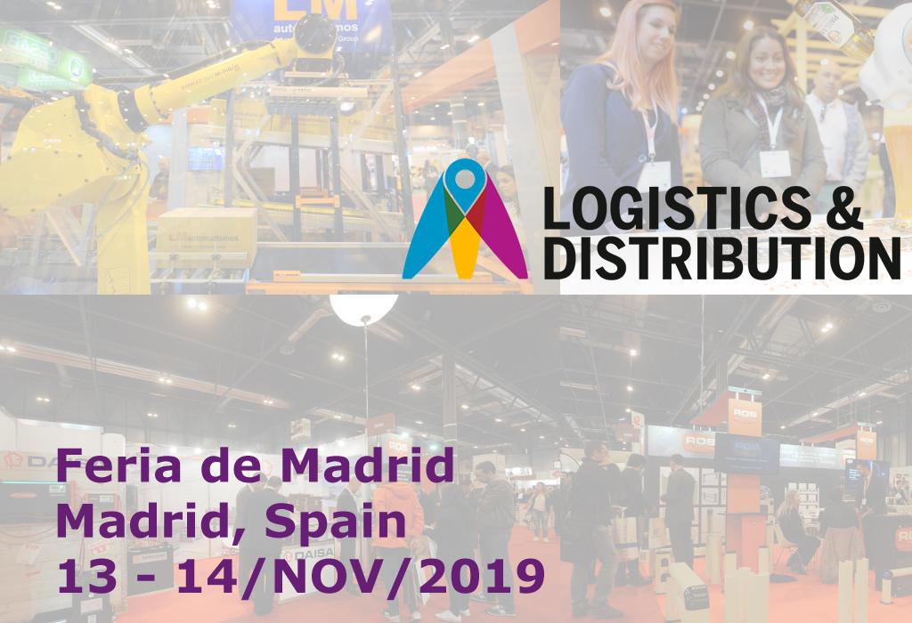 Logistics. Salón del Almacenaje, Manutención, Logística y Distribución