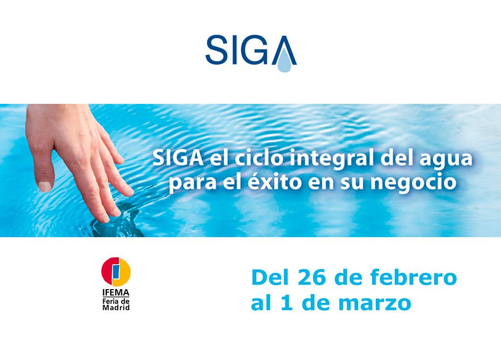 SIGA, Soluciones Innovadoras para la Gestión del Agua