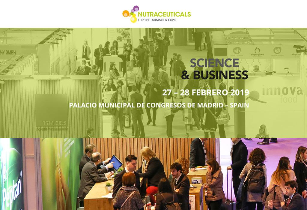 Nutraceuticals Europe – Summit & Expo