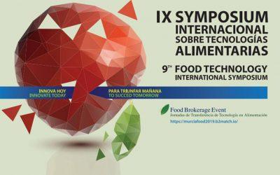 IX Symposium internacional sobre tecnologías alimentarias
