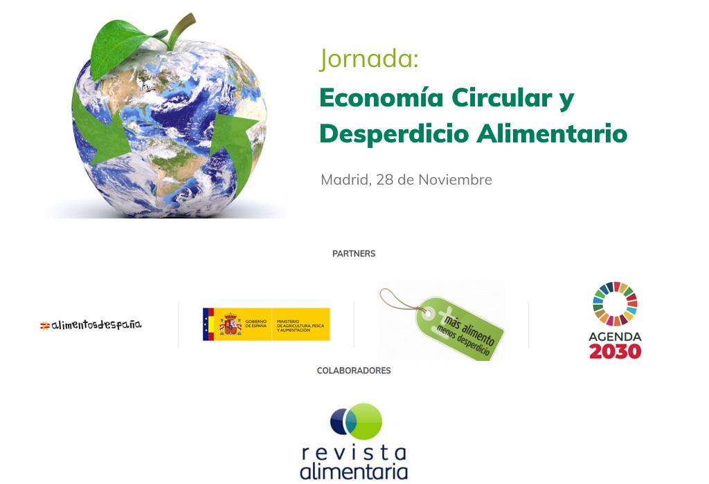 Jornada: Economía Circular y Desperdicio Alimentario