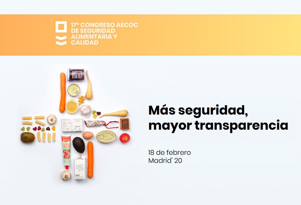 Congreso AECOC de seguridad alimentaria y calidad