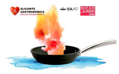 Alicante Gastronómica 2020