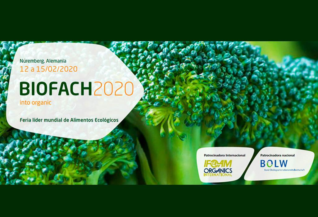 BIOFACH 2020. Feria líder mundial de Alimentos Ecológicos
