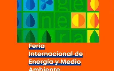 GENERA, Feria Internacional de Energía y Medio Ambiente.