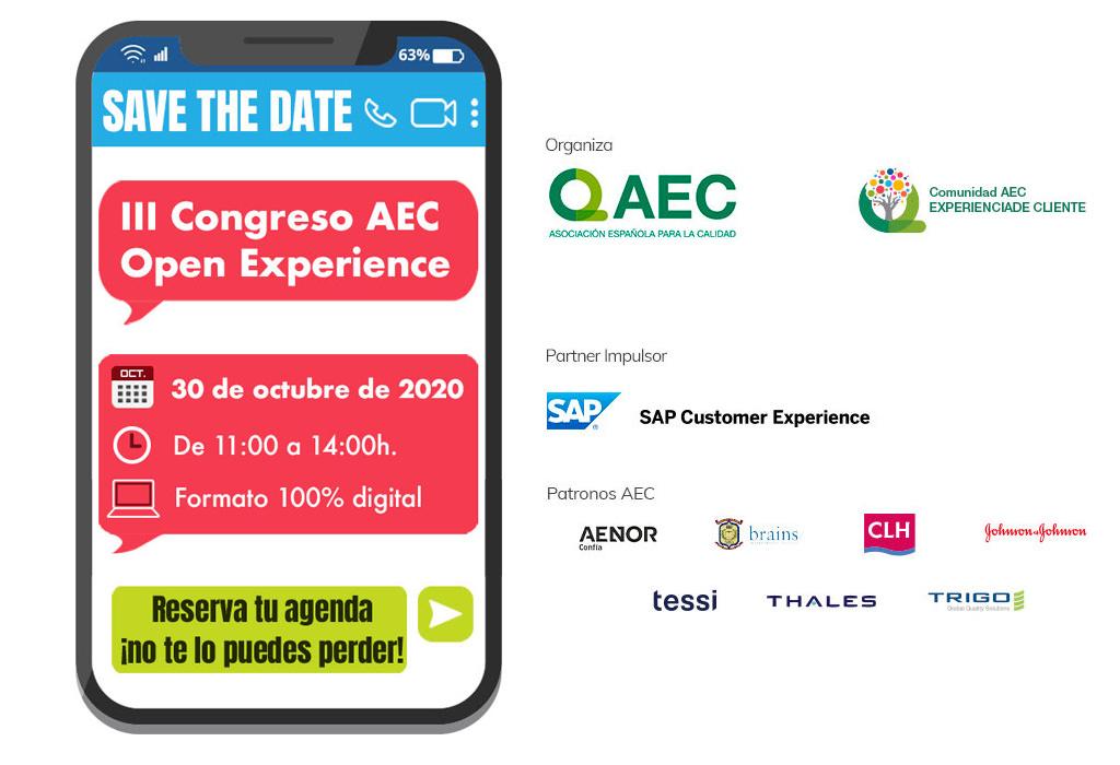 III Congreso AEC Open Experience