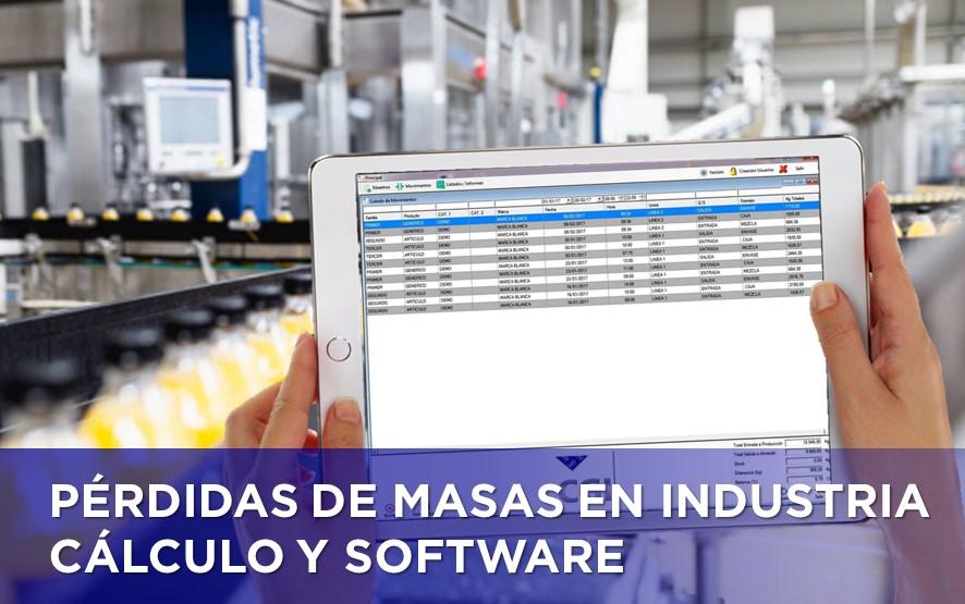INDICADOR DE BALANCE DE MASAS. SOFTWARE CGI