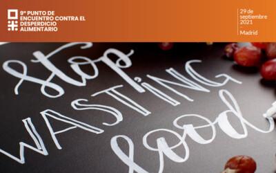 9 Punto de Encuentro Contra el Desperdicio Alimentario. AECOC